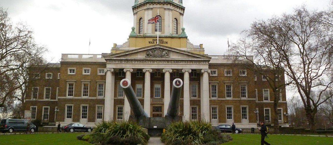 British War Museum apologises for labelling Jewish WWII fighters 'terrorists'
