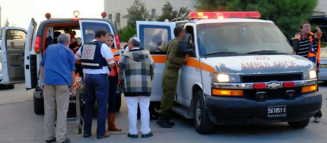 Wednesday in Review – Israeli woman stabbed outside supermarket; separate stabbing attempt thwarted