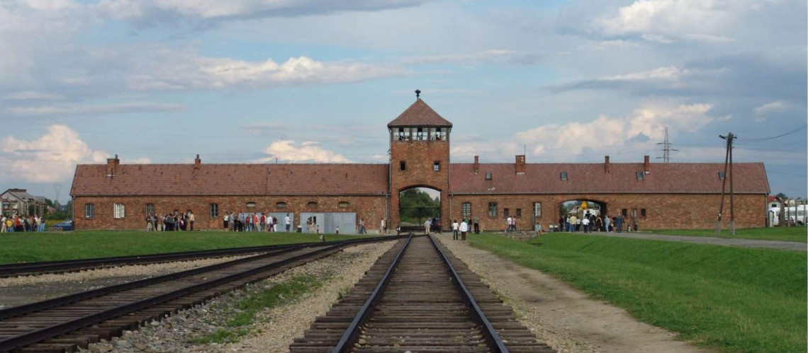 Echoes of the Past – a personal account of visiting Auschwitz