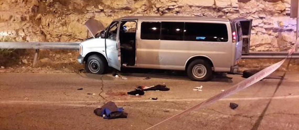 Two more knife attacks and a car ramming incident in Israel