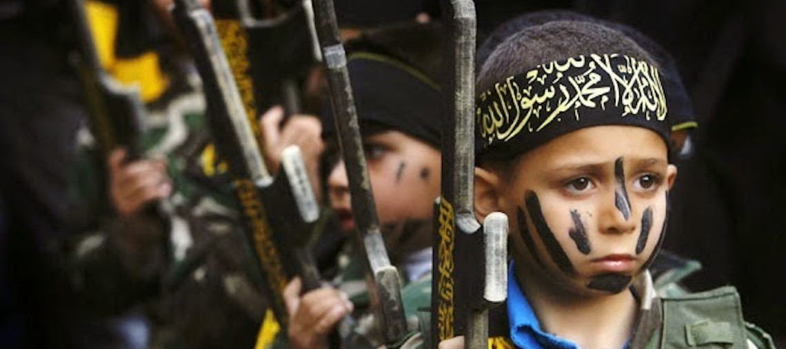 Born to hate – the Palestinian children being taught to destroy Israel