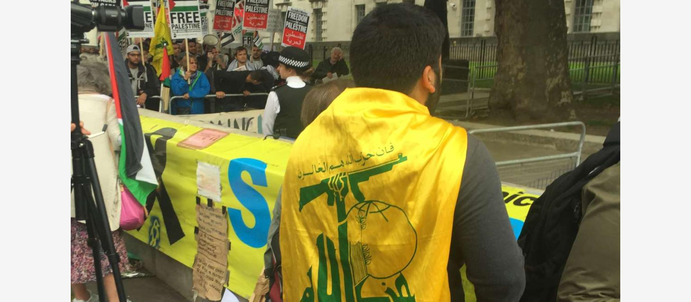 No ban on Hamas and Hezbollah flags in London, say Al Quds march organisers