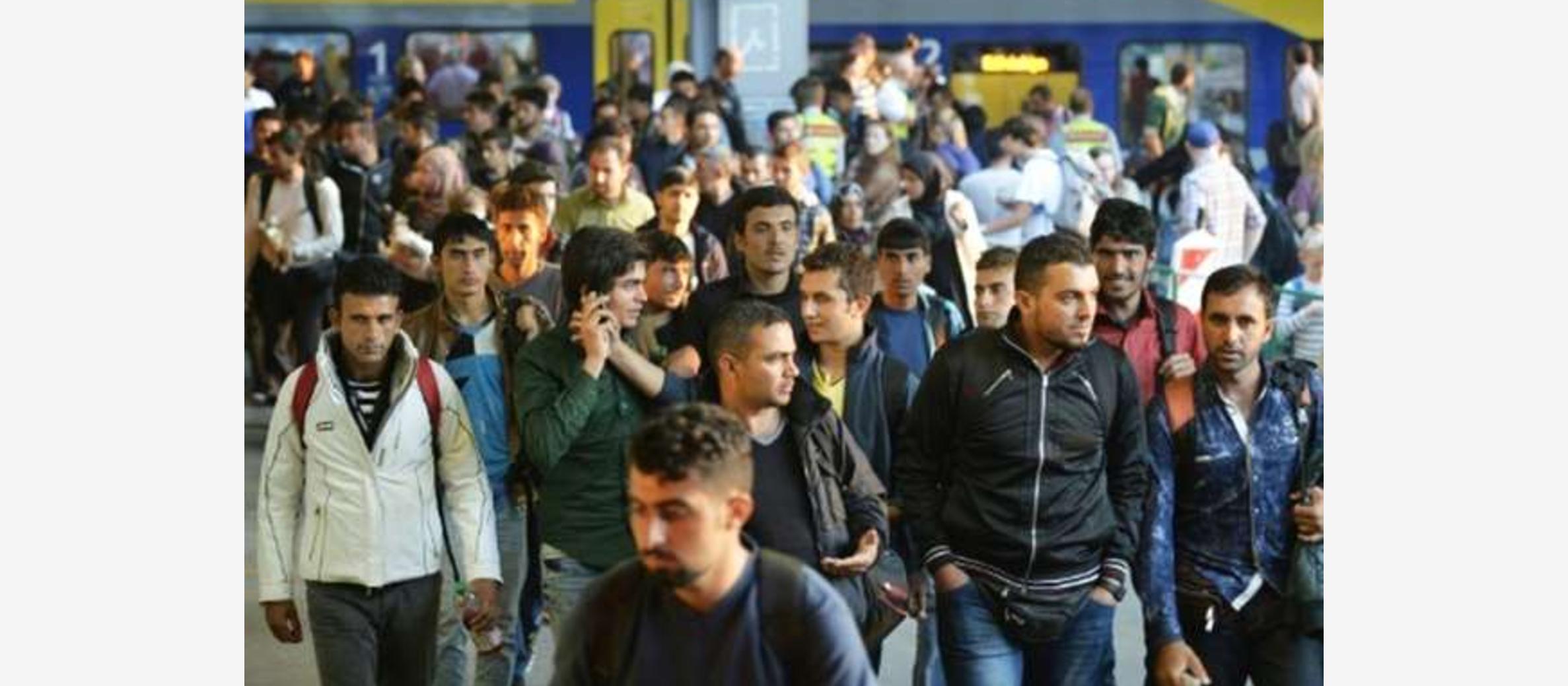 German Intelligence warns over migrant anti-Semitism