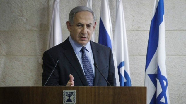 "Netanyahu willing to resume peace talks ""right now"""