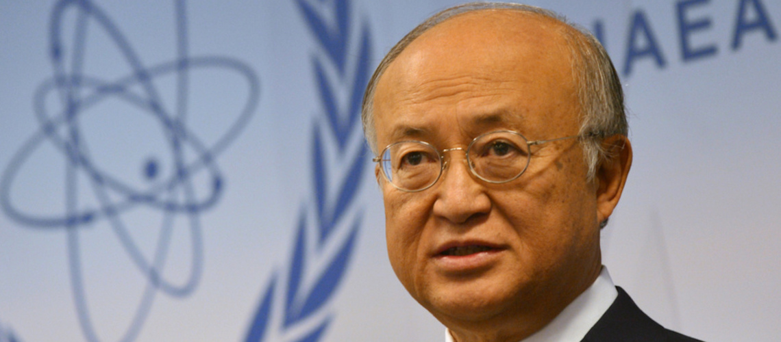 IAEA Chief: No assurance Iran's nuclear programme is completely peaceful