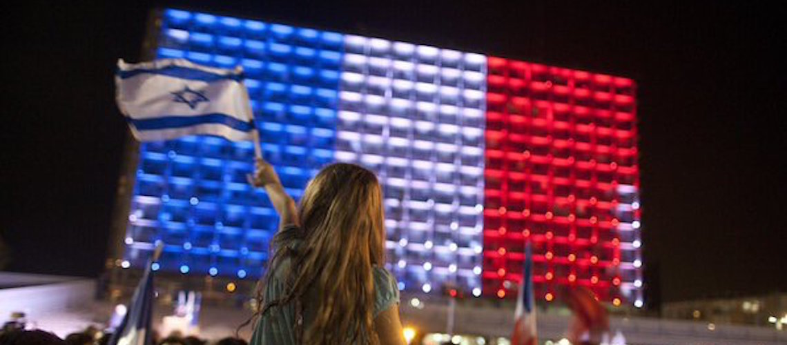 Israeli-developed Facebook tech helped millions during Paris attacks