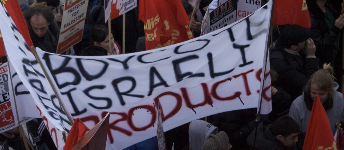 Boycotting Israel – the 'unpopular' resistance