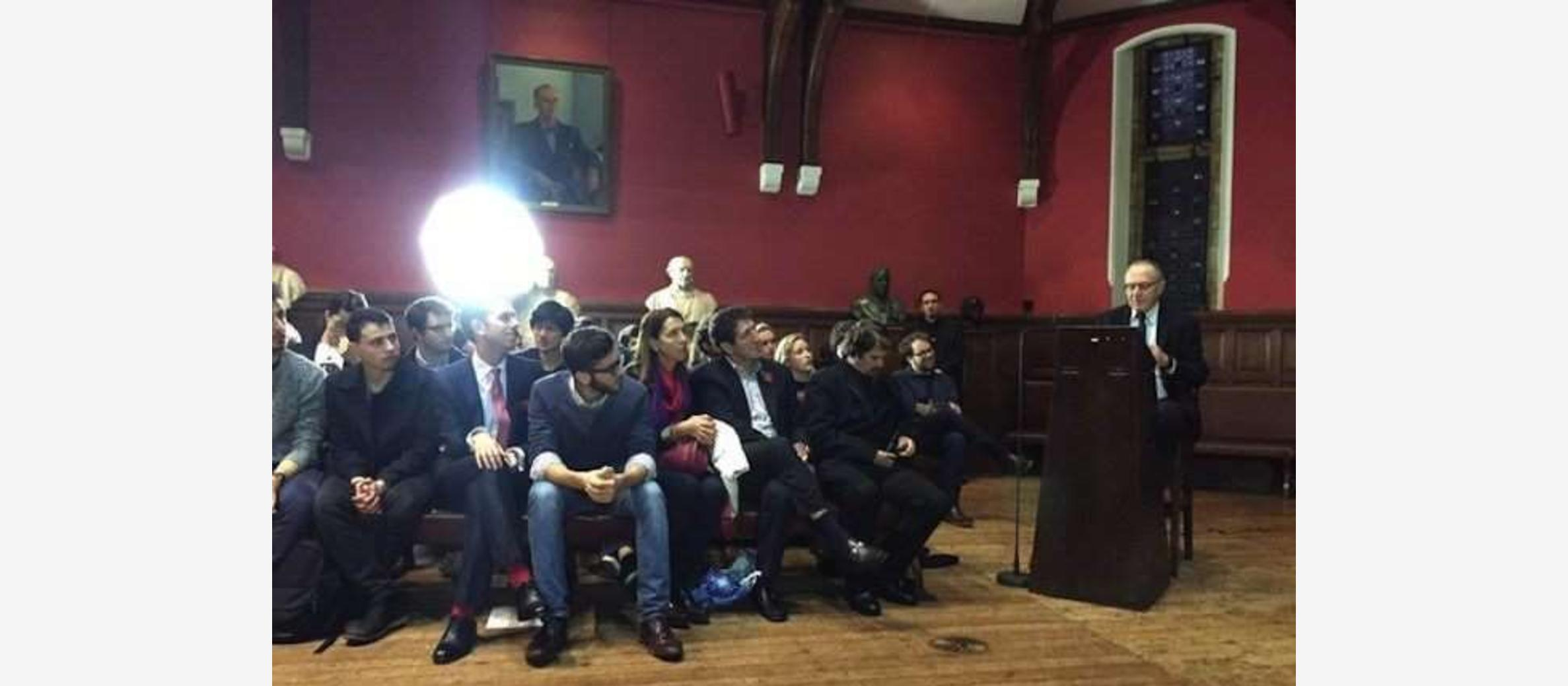 Oxford Union votes to oppose Israel boycott after Dershowitz debate victory