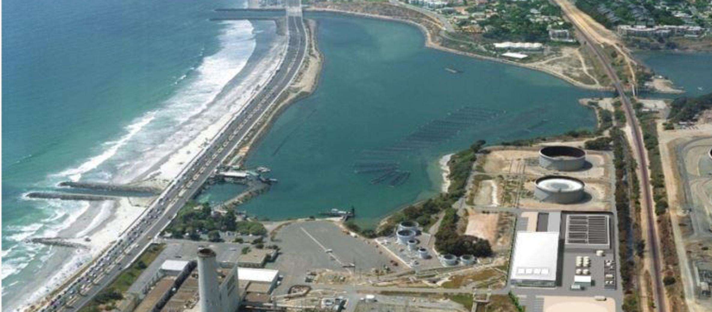 Israeli company launches Western Hemisphere's largest desalination plant in California