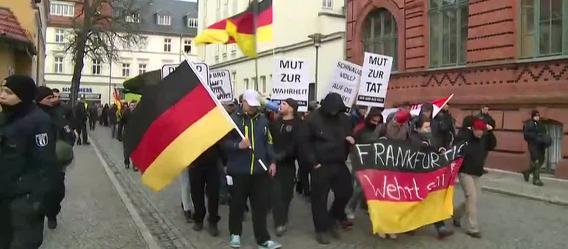 German Jews 'no longer safe' due to anti-Semitism and 'deteriorating security'