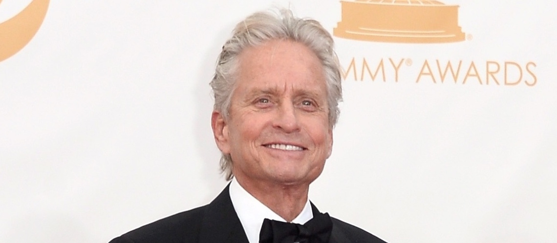 Michael Douglas advocates Israel on US campus tour