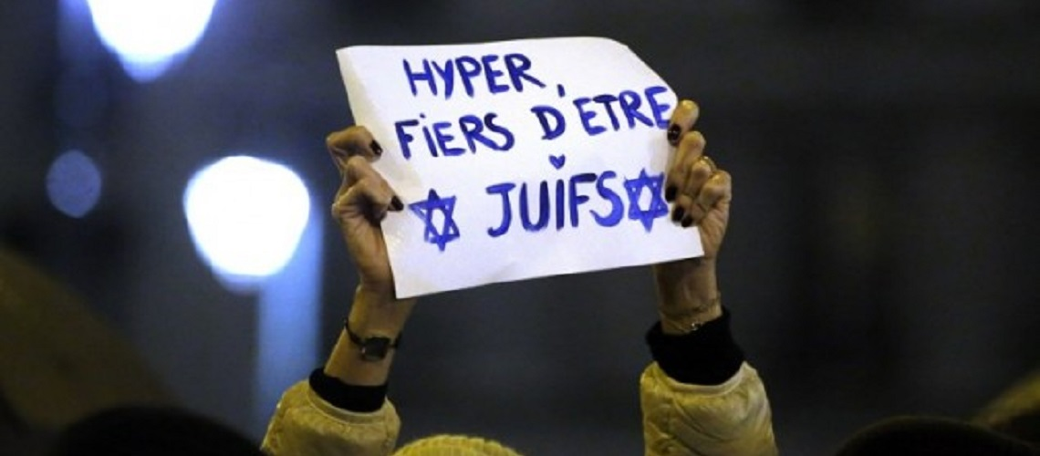 France: Survey shows 60% unconcerned with Jews leaving, 7% rejoice