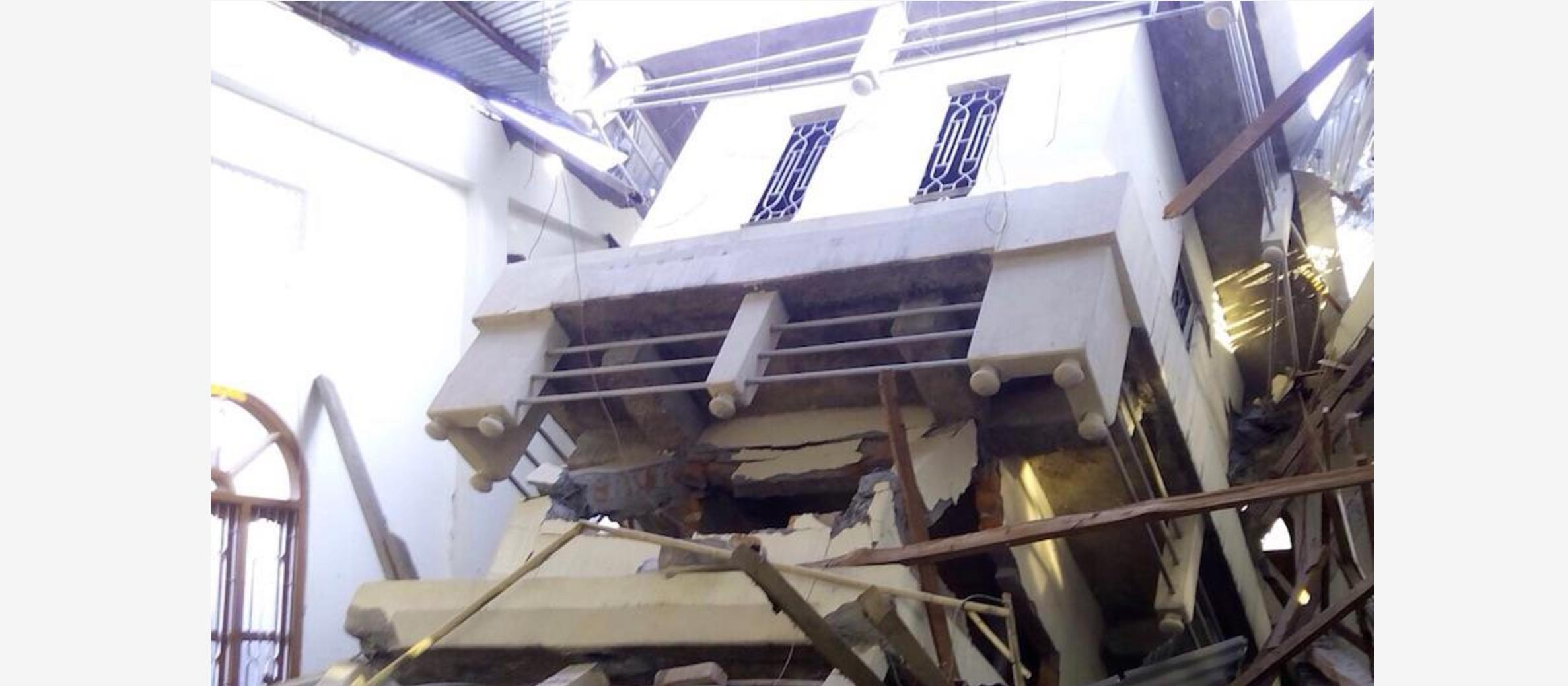 6.7 magnitude earthquake hits India's Jewish community