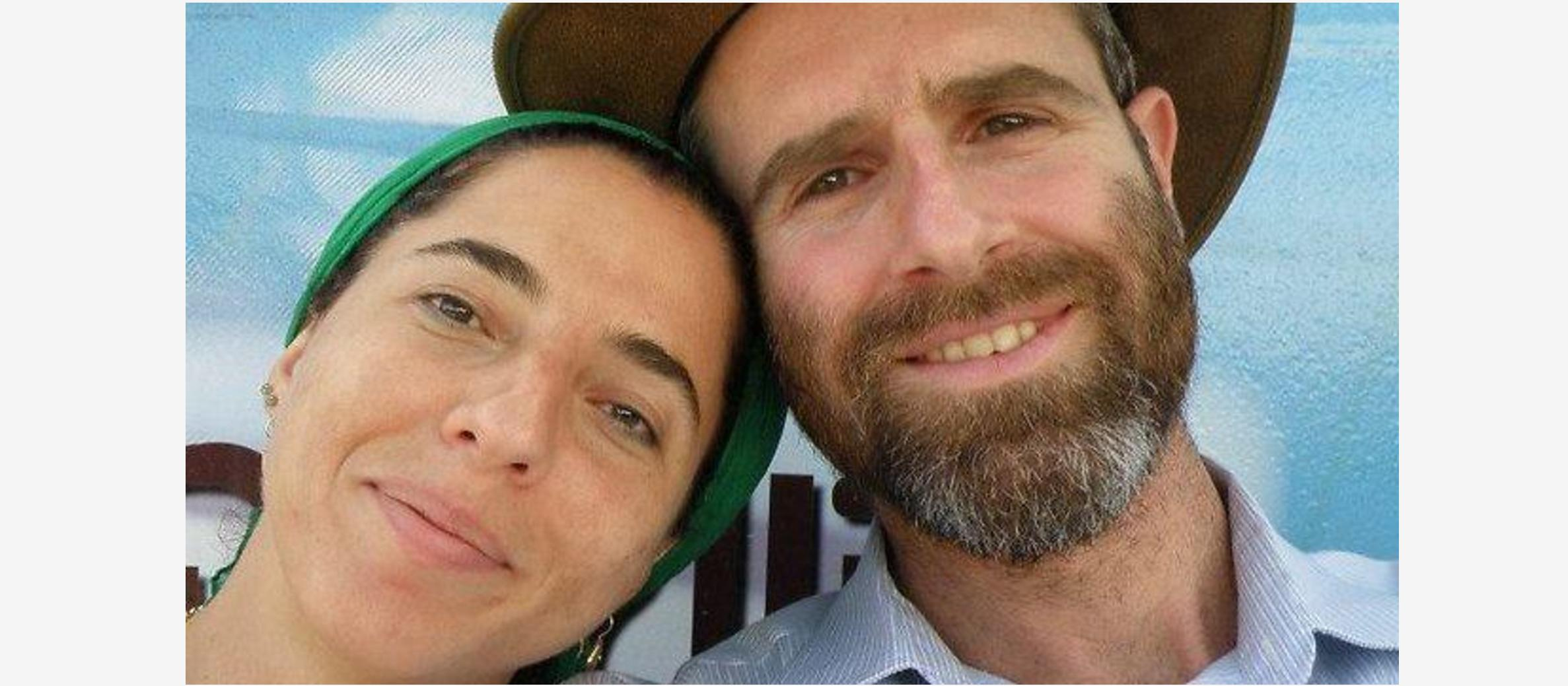 "Terror victim's widower: ""I am not angry at anyone. We do not curse Arabs."""