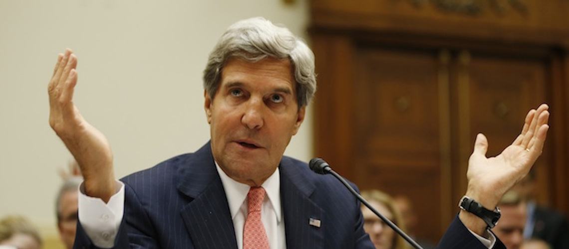 Kerry admits: Iran likely to give money to terrorists