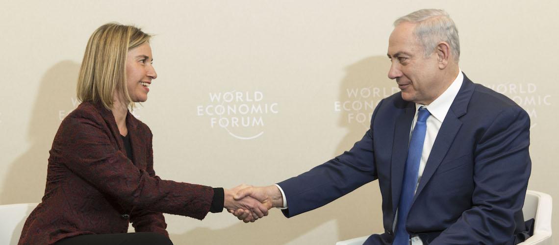 EU, Israel in talks to restore hurt ties