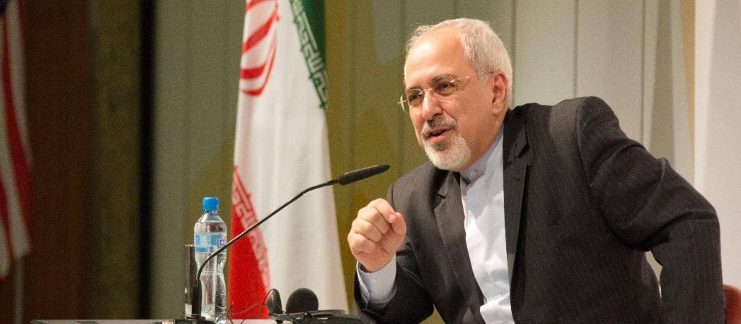 Iranian Foreign Minister's visit to London is an 'insult to British values'
