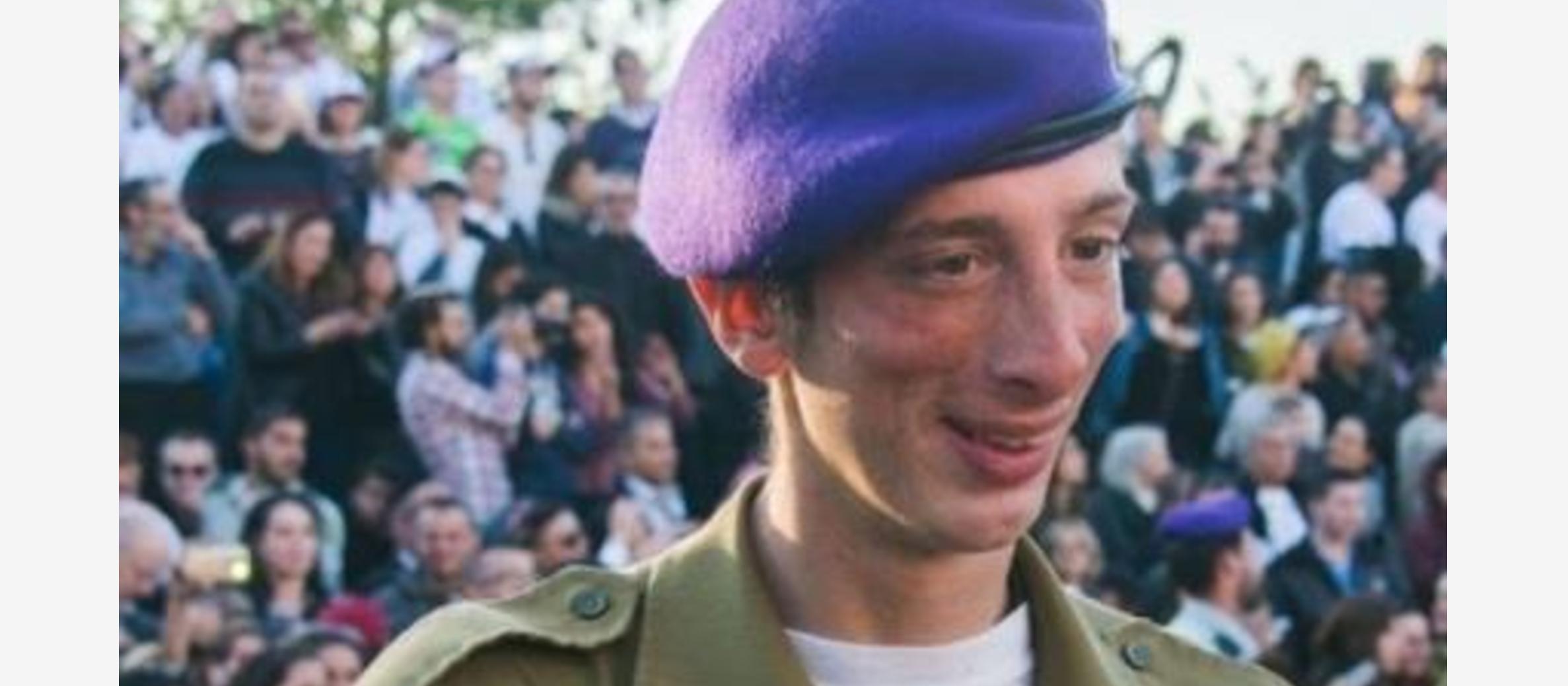 Survivor of anti-Semitic stabbing in France joins elite IDF brigade