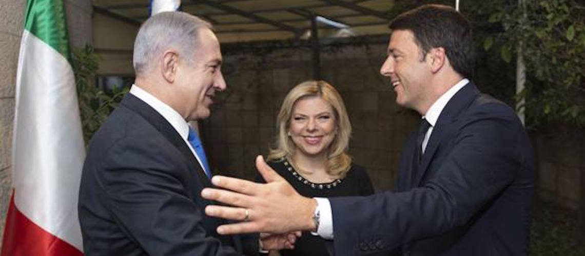 Italy – A beacon of support for Israel in Europe