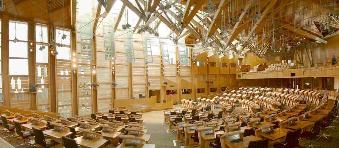 Scottish Parliament debates pro-Israel, anti-BDS motion