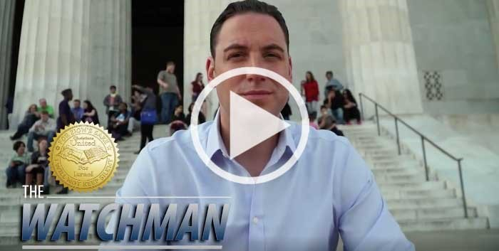 WATCH the Episode 4 of CUFI's 'The Watchman with Erick Stakelbeck'