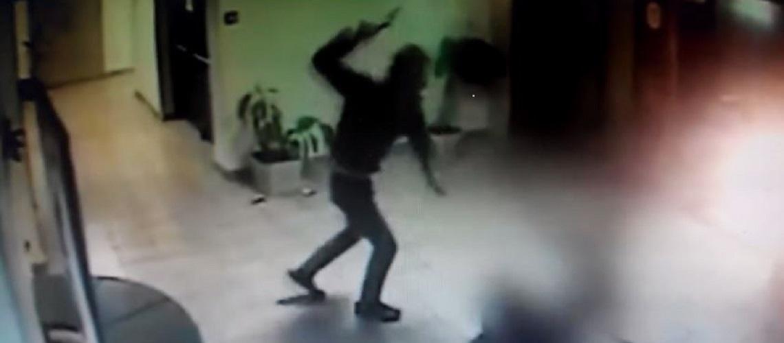 Brutal axe attack leaves Israeli man fighting for life