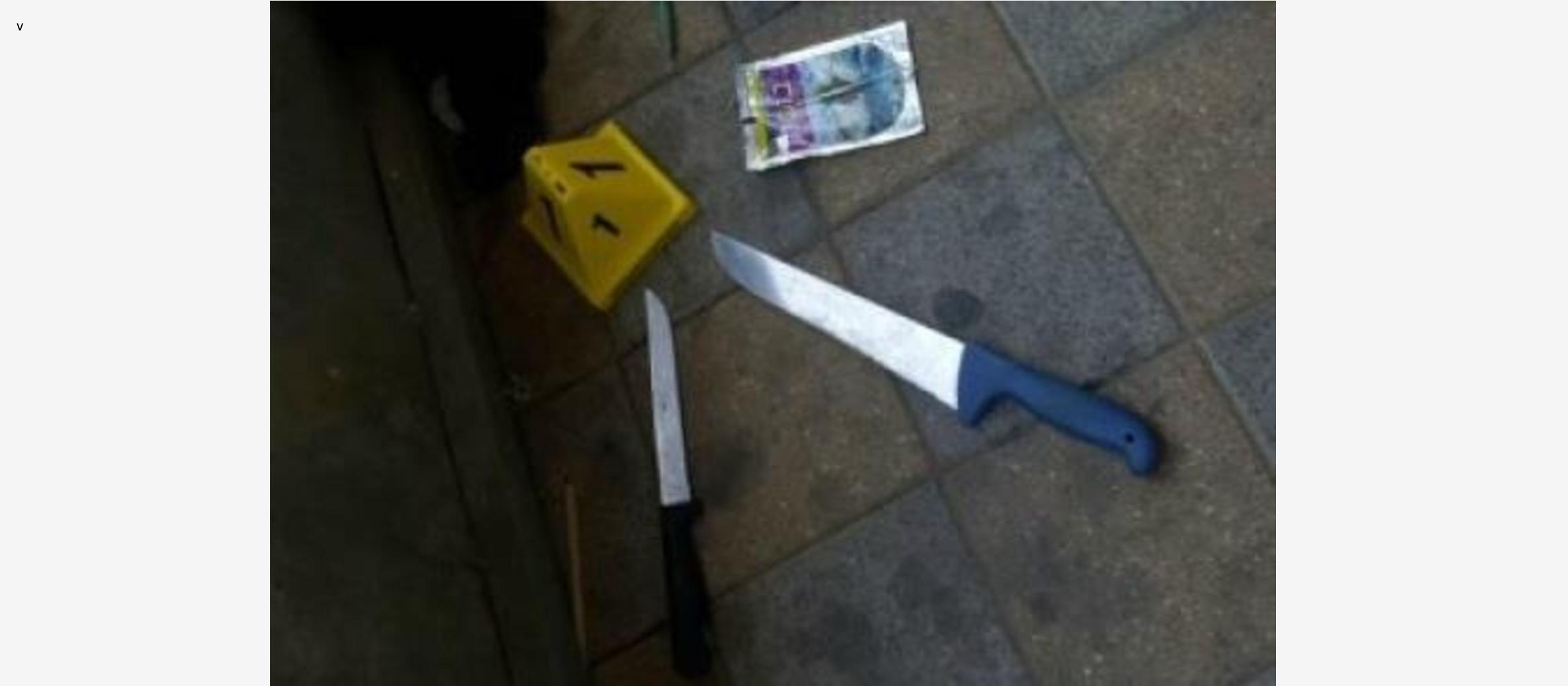 """""""We came to kill Jews"""" – Two 13-year-old girls arrested after stabbing Israeli security guard"""