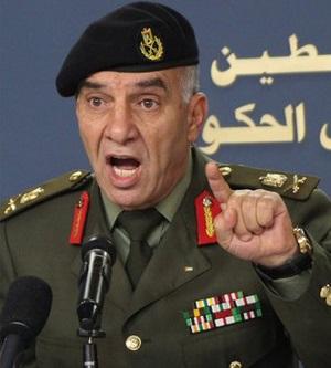 PA Security Forces Spokesman - Adnan Al-Damiri