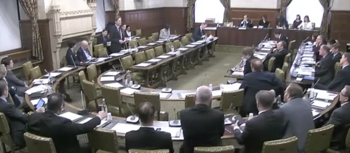 Powerful anti-BDS speeches delivered in Parliament this week