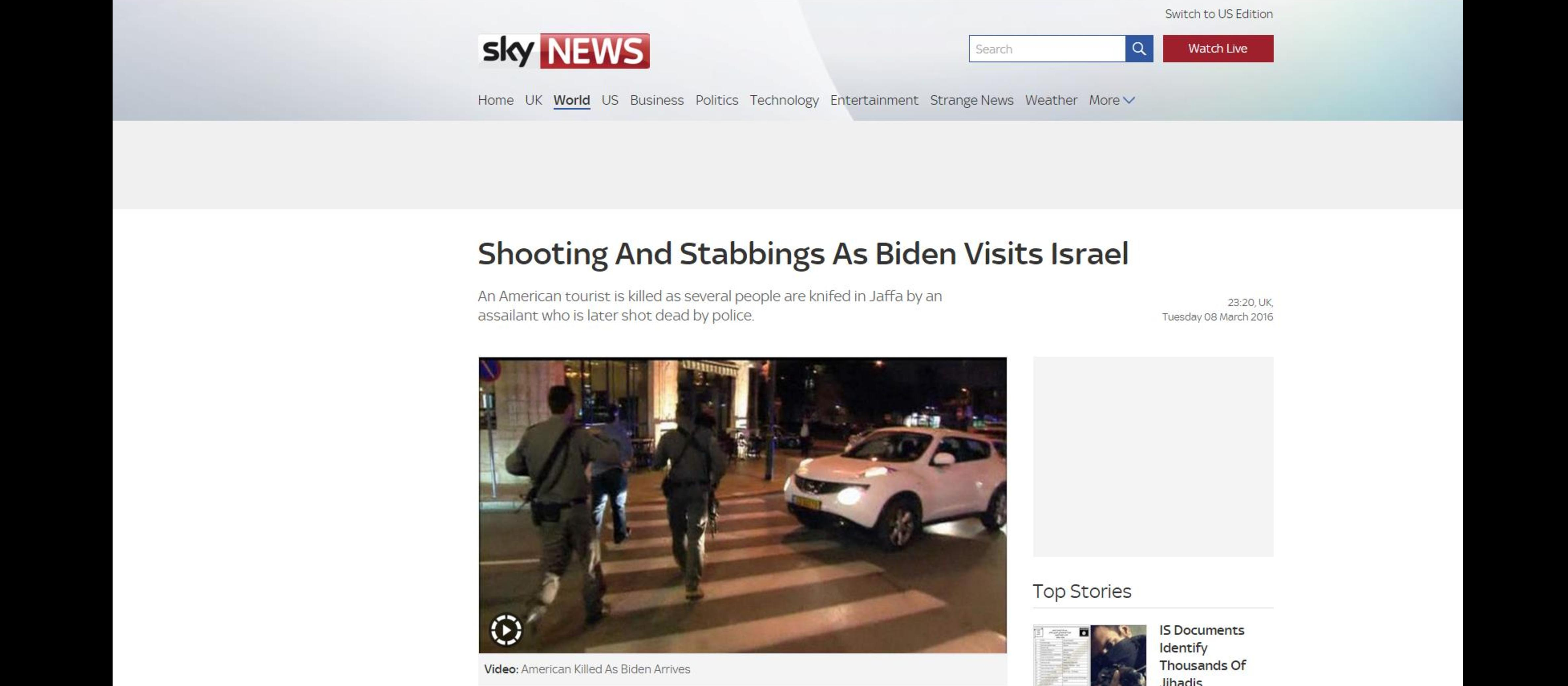 Headline fails: How the UK media reported this week's terror attacks in Israel