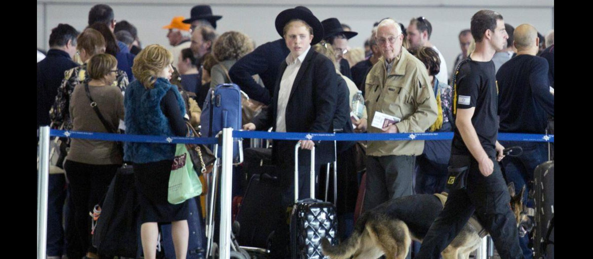 Report: Israel recently warned Belgium of lax airport security