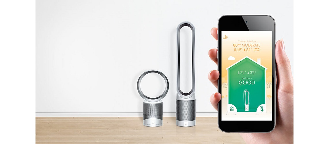 British giant Dyson uses Israeli tech in new product range