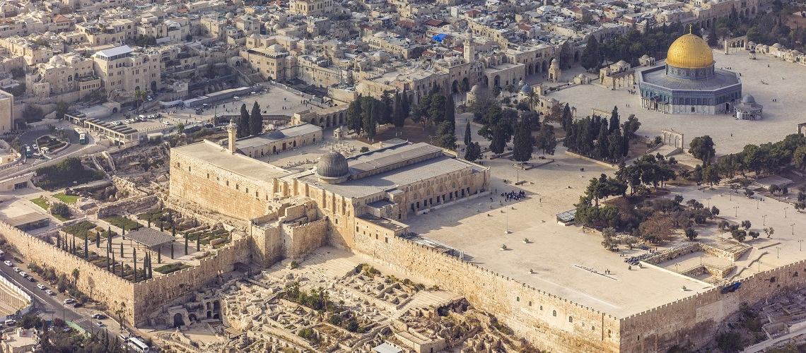 UNESCO officially adopts Jerusalem resolution denying Jewish connection to Temple Mount