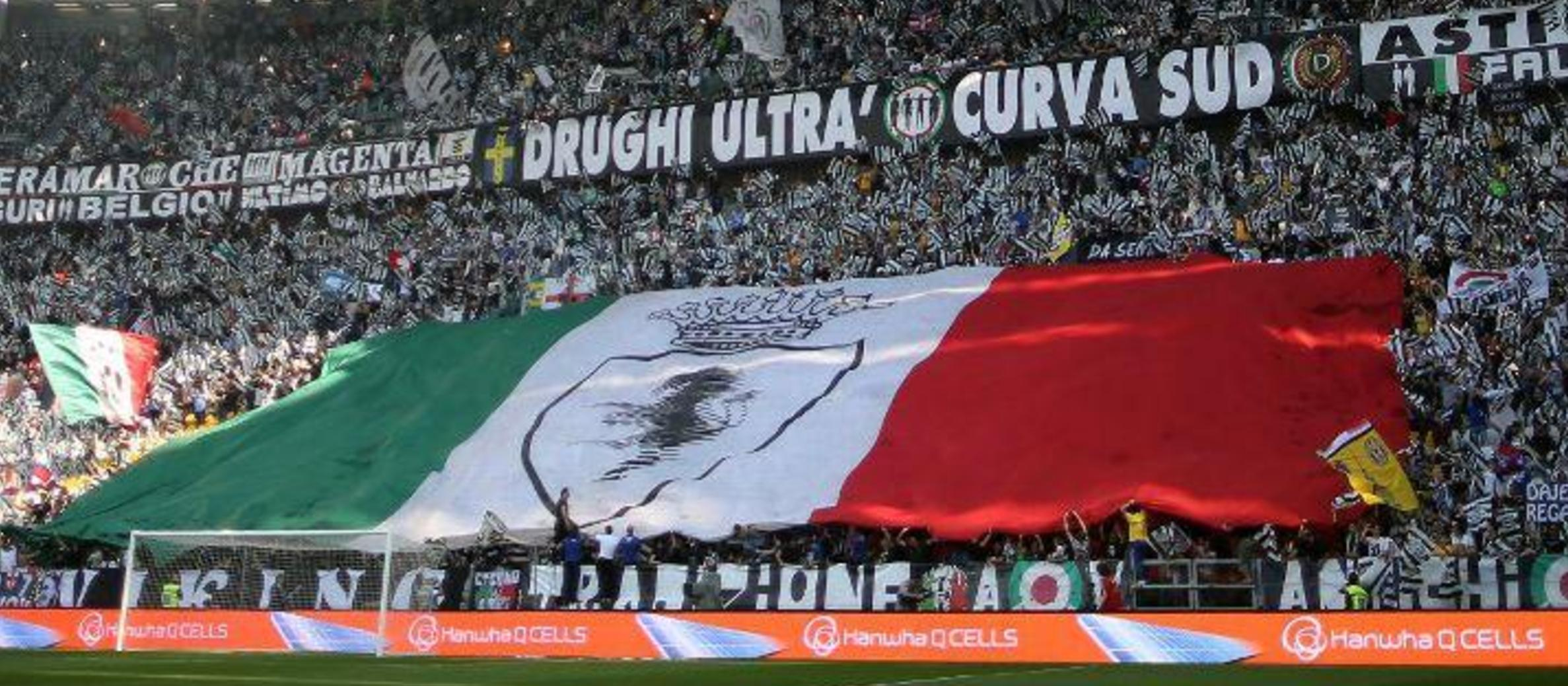 Italian football team Juventus punished for anti-Semitic chants of fans