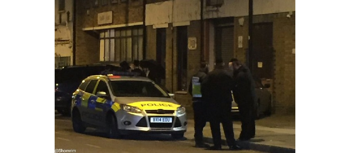 "Man arrested after shouting ""Kill the Jews"" at Jewish teenagers in London"