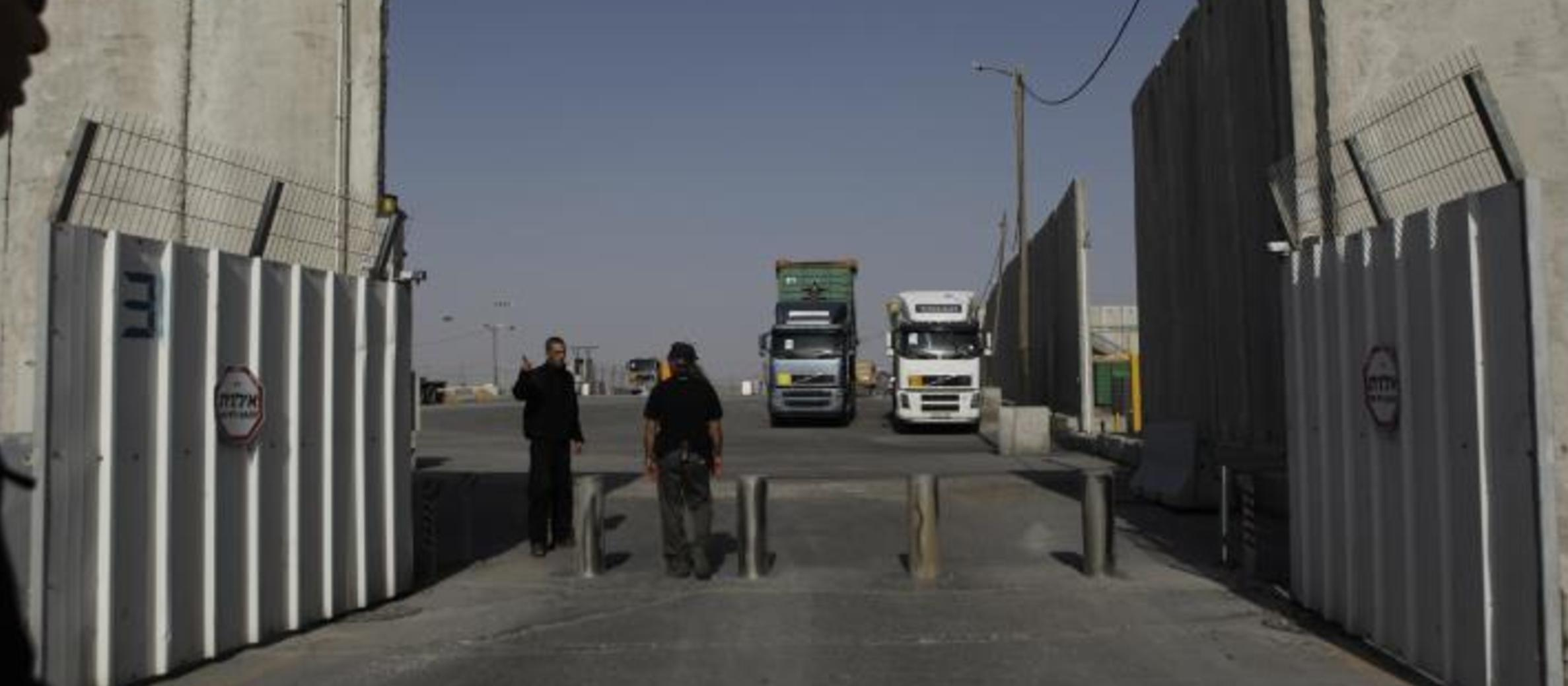 Israel suspends cement deliveries to Gaza after Hamas thefts