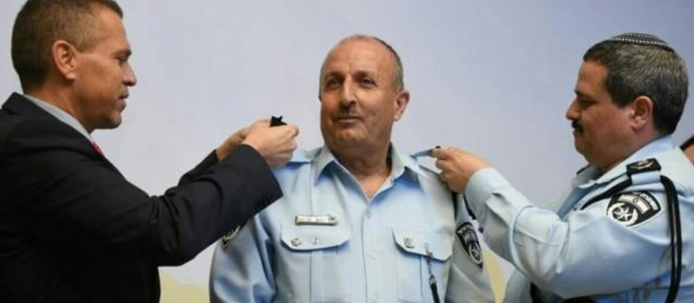 Israel police appoints first Arab deputy commissioner