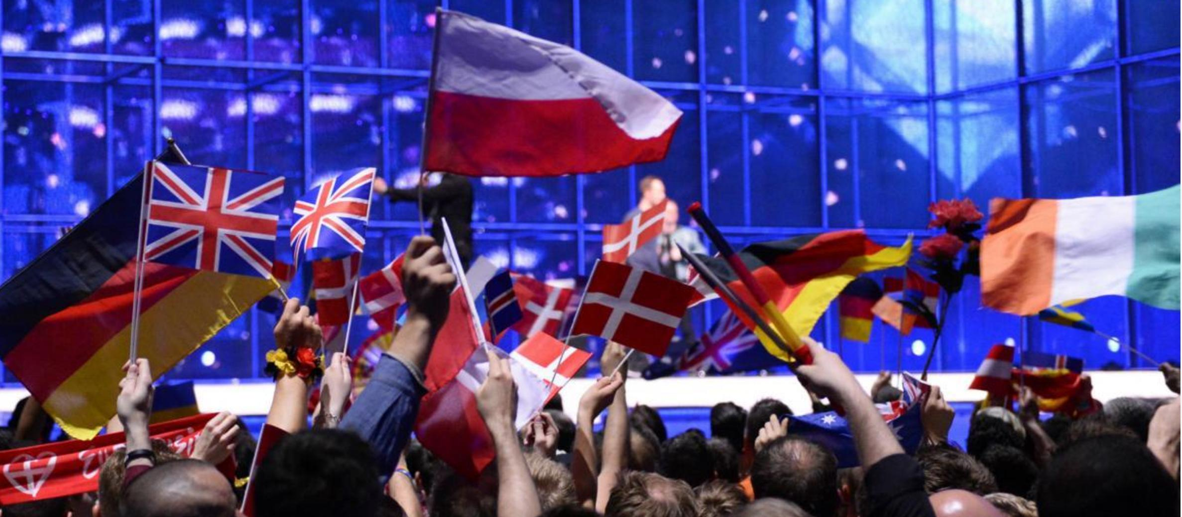Eurovision's banning of Palestinian flag sparks anti-Semitic backlash