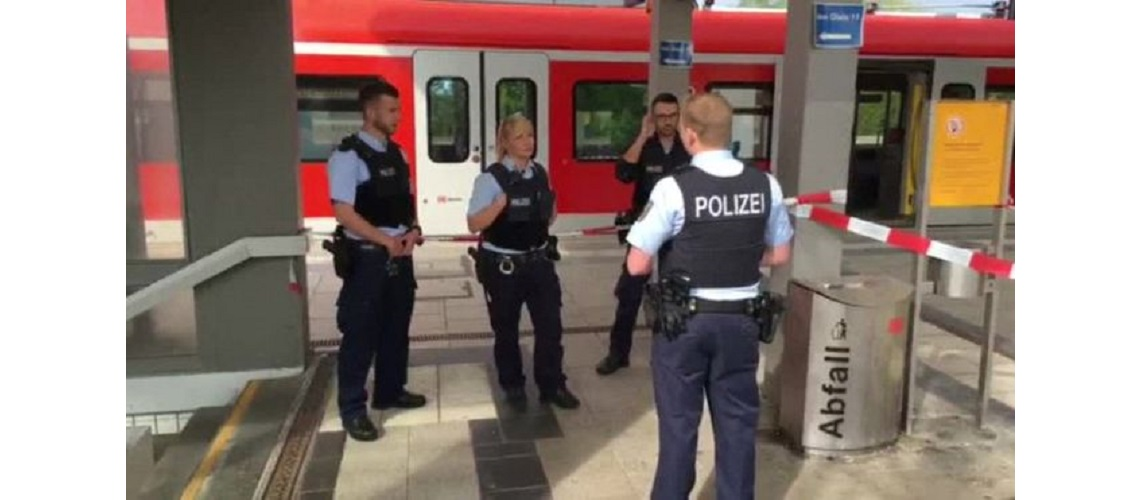 "Germany: Man screaming ""Allahu Akbar"" kills 1, injures 3 in stabbing attack"