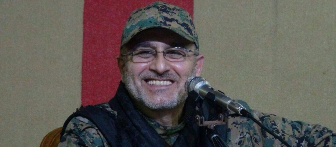 Hezbollah's most senior commander killed in Syria