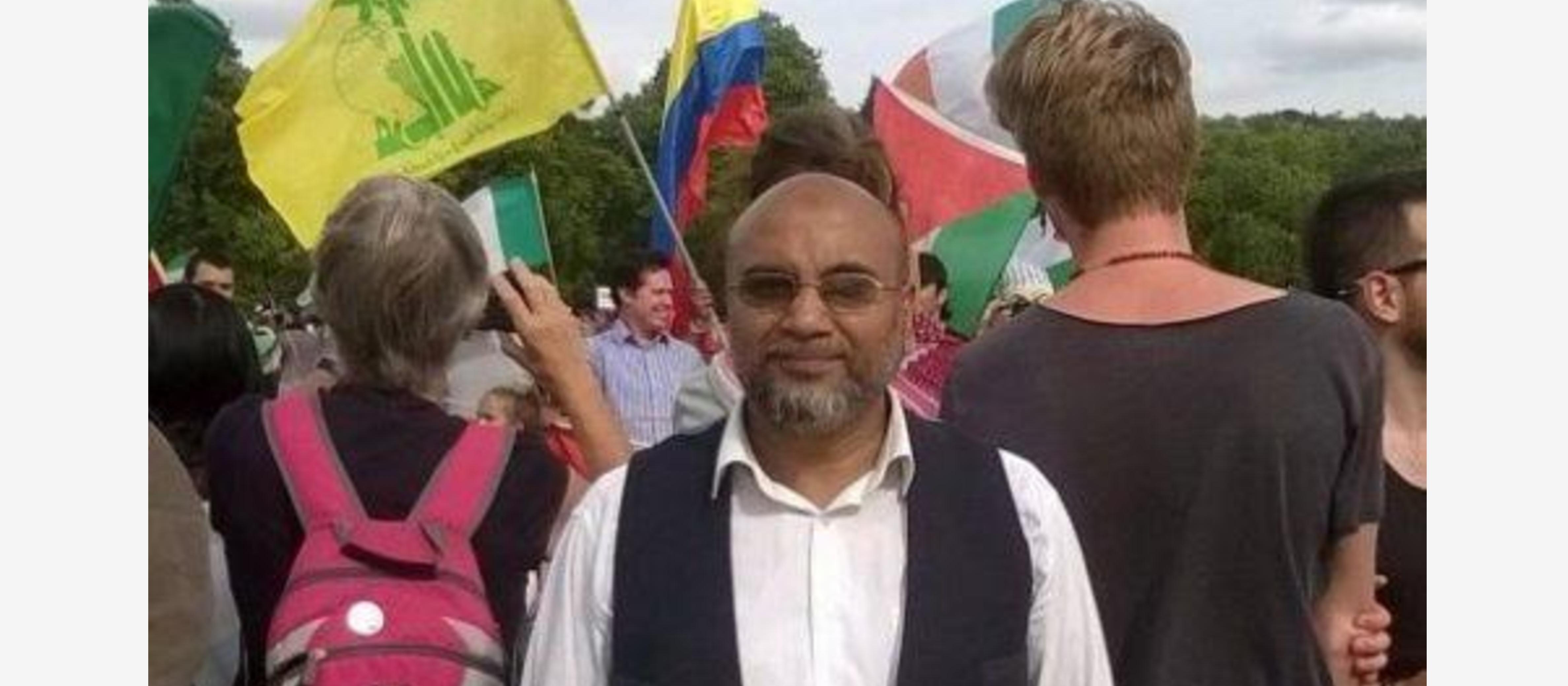 """Labour suspends member over """"Jewish genocide of the British people"""" tweet"""