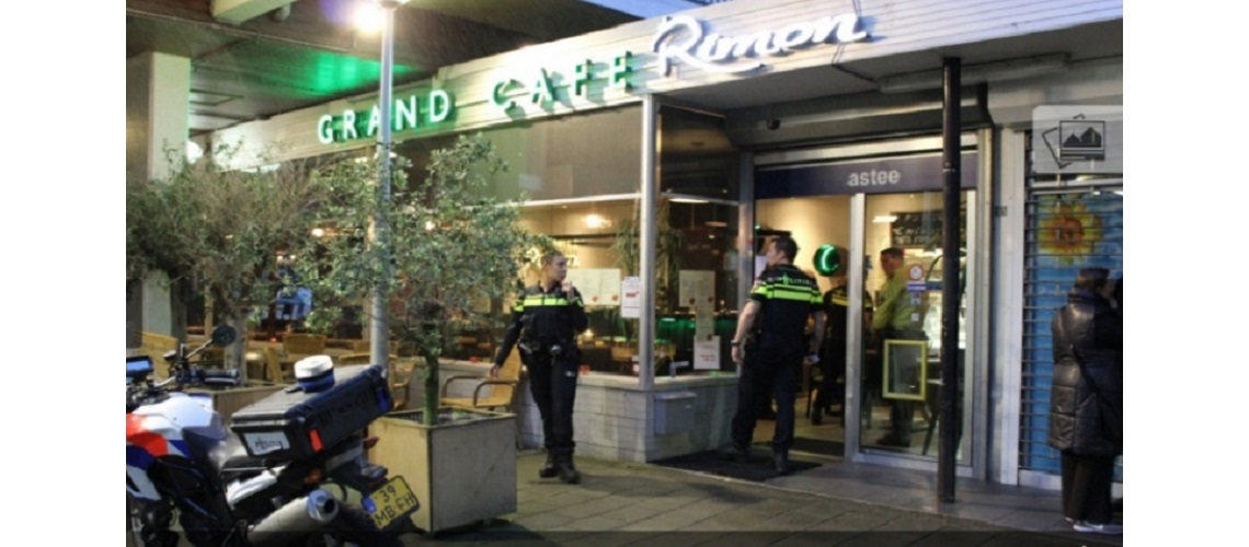 Jewish woman stabbed at kosher restaurant in Amsterdam