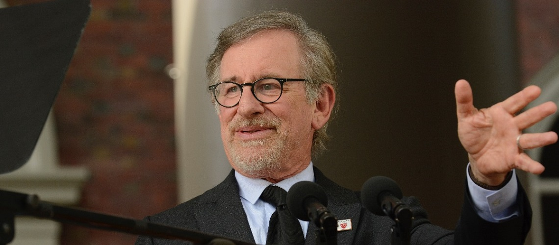 Anti-Semitism is on the rise, Spielberg warns in Harvard speech