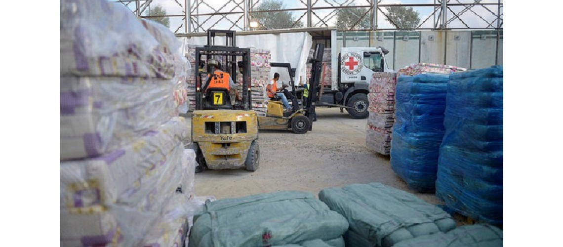 Israel seizes four tons of ammonium chloride hidden in salt shipment to Gaza
