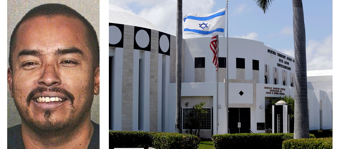 FBI thwarts attempted bomb attack on Florida synagogue