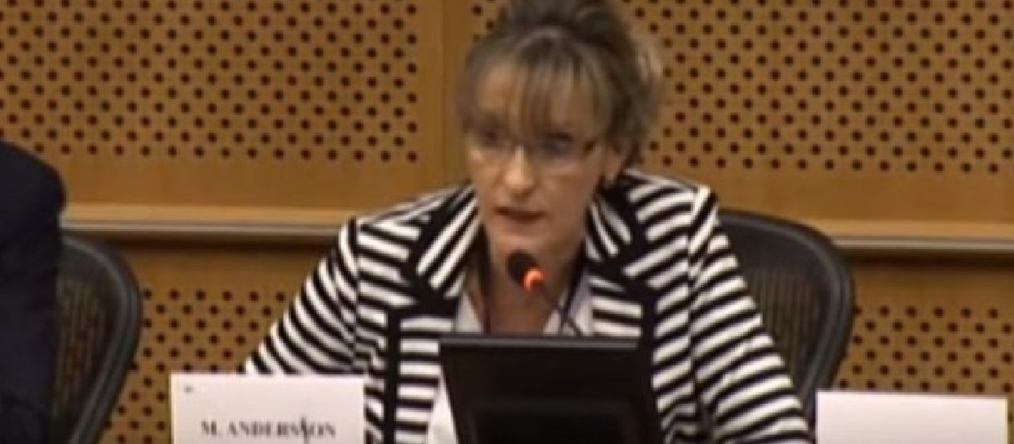 """Irish member of European Parliament says Israelis are """"all over this place like a rash"""""""