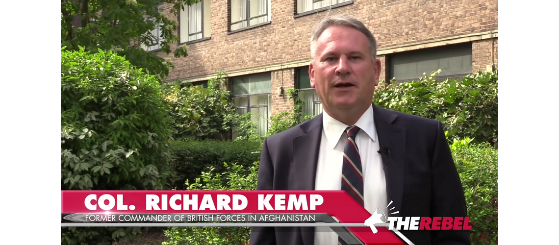 Watch: Col. Richard Kemp explains what the media won't report about the Palestinian leadership