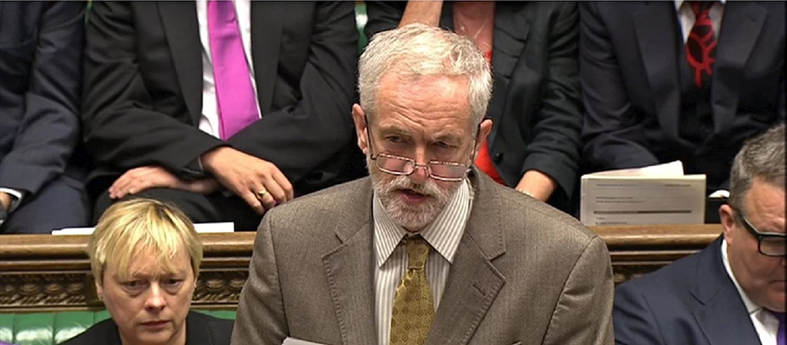 Newly-released letters expose Corbyn's call for Israel sanctions