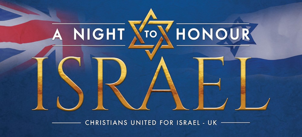 CUFI 'Night to honour Israel' to be held in London (Press Release)
