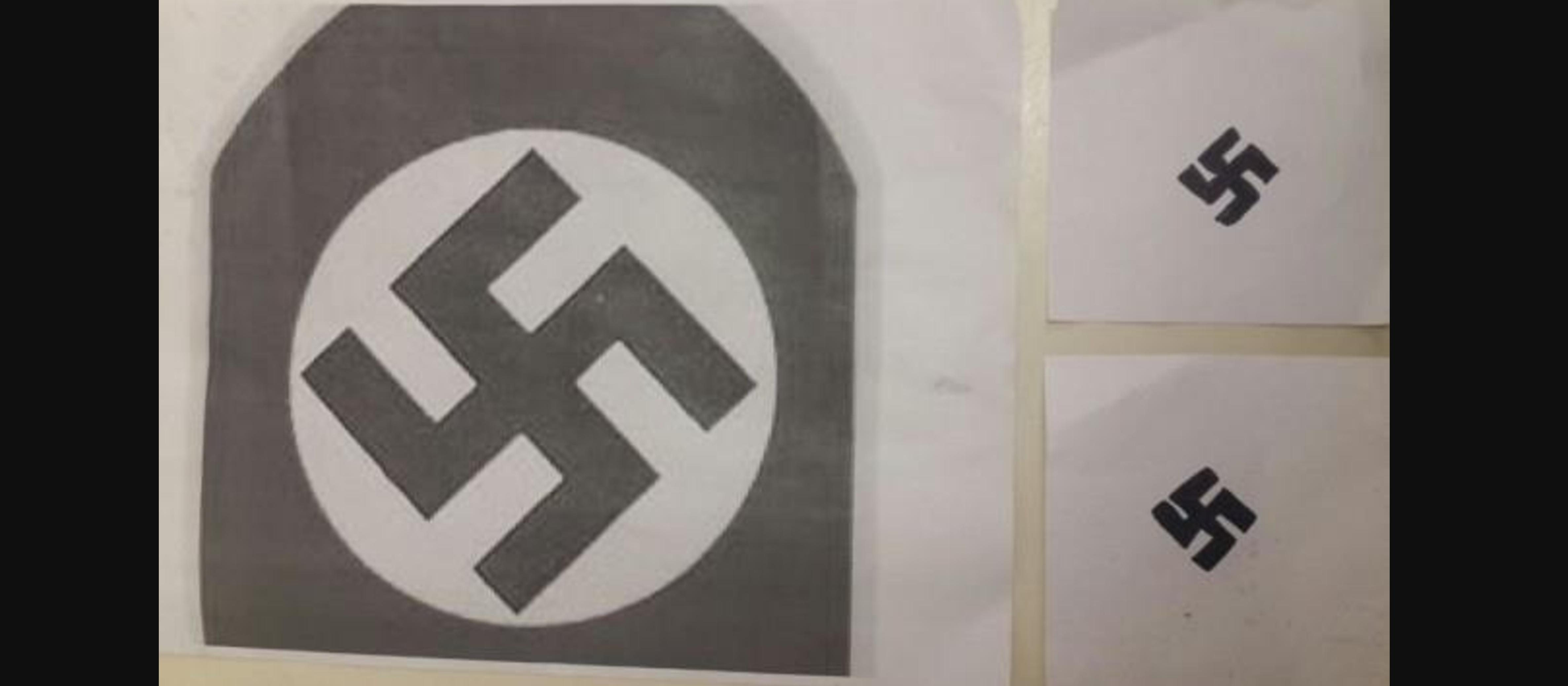 Swastikas left at Stamford Hill playground and care home – four days in a row